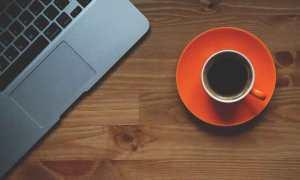 coffee-laptop